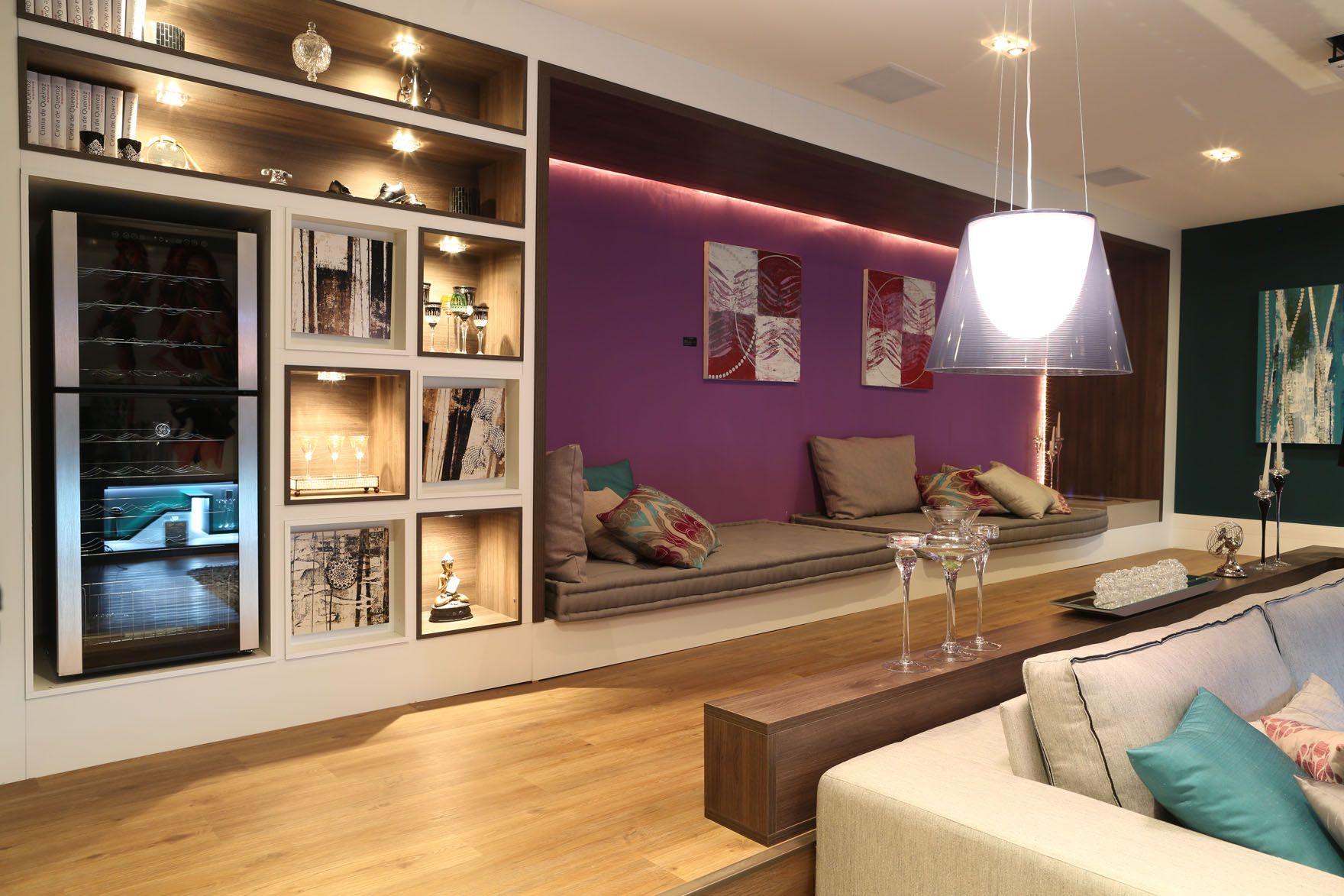 Casa Cor SC 2012 - Home Theater 3