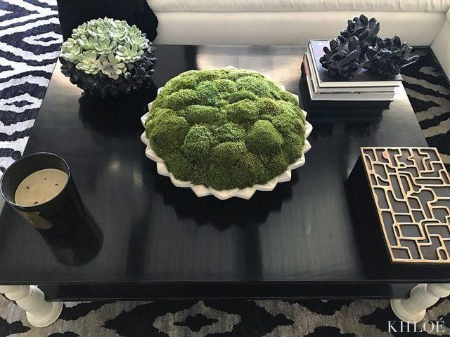 Khloe Kardashian Living Room - Khloe Kardashian's Home