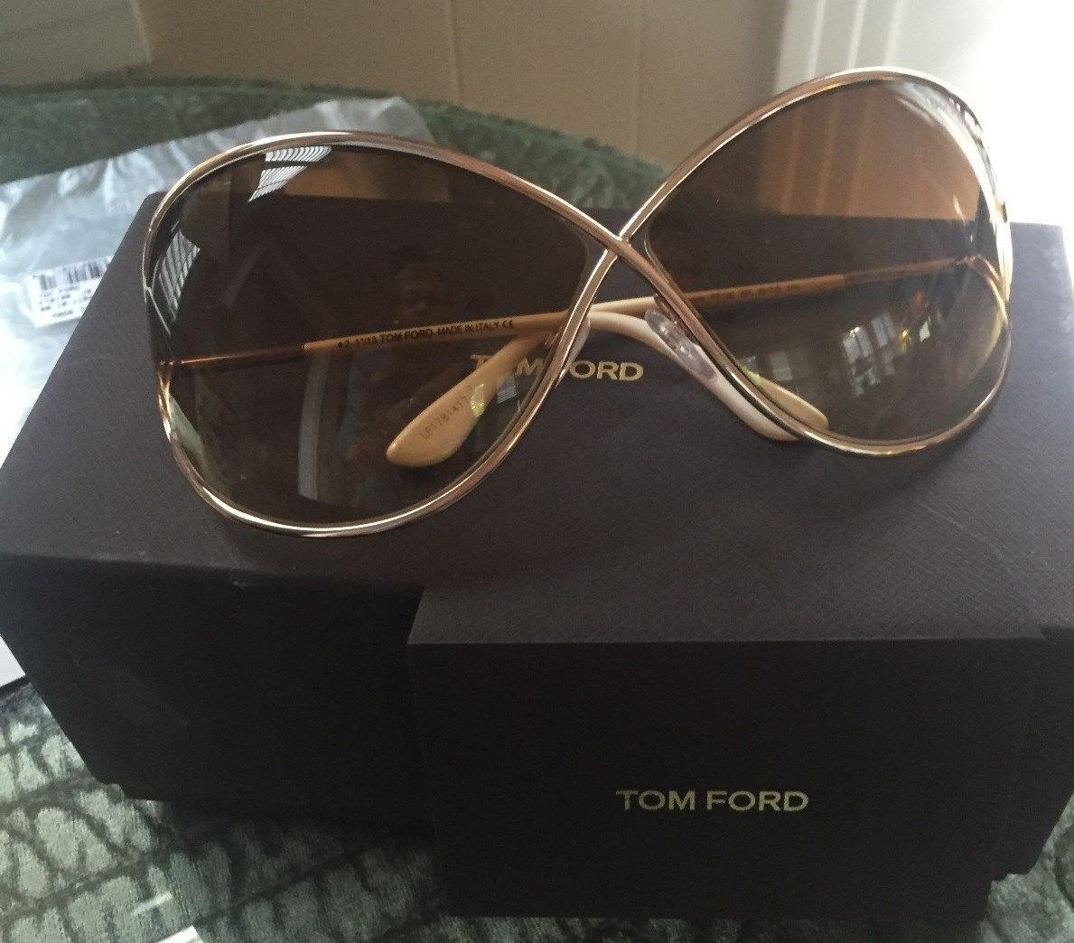 TOM FORD SUNGLASSES (Like Michelle Dockery wears in  Good Behavior )