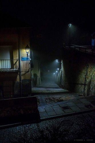 Bajada de San Nicolás | Ávila | Von: Fernando G. Derecho | Flickr - Photo Sharing!