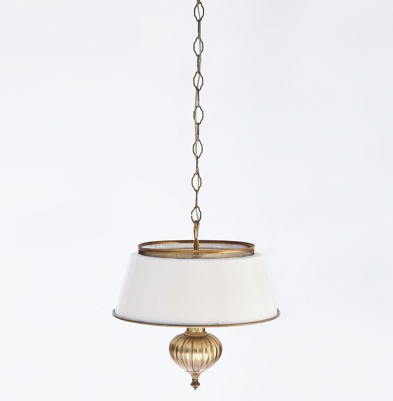Buchanan Hanging Lamp - July, Unique Finds