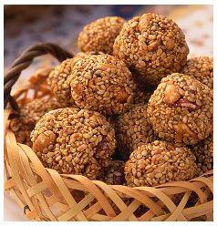 Wheat Laddu | Huletts Sugar