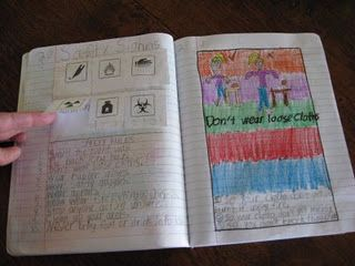 Science Journals... lots of ideas!