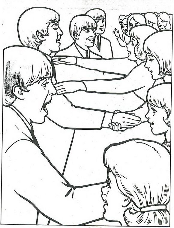 14 coloring pages of Beatles on Kids-n-Fun.co.uk. On Kids-n-Fun you ...