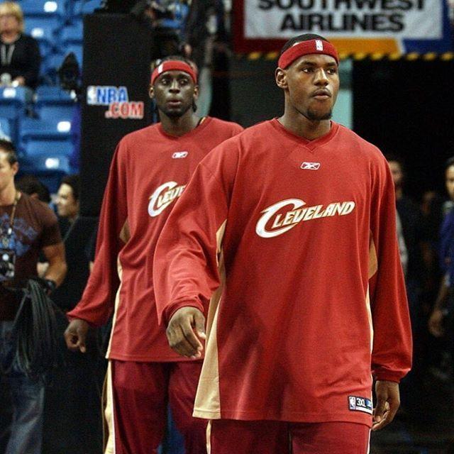 2003 | Darius Miles & LeBron James
