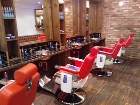 #TheGraftonBarber #Barber #Dublin #Best #BarberChair