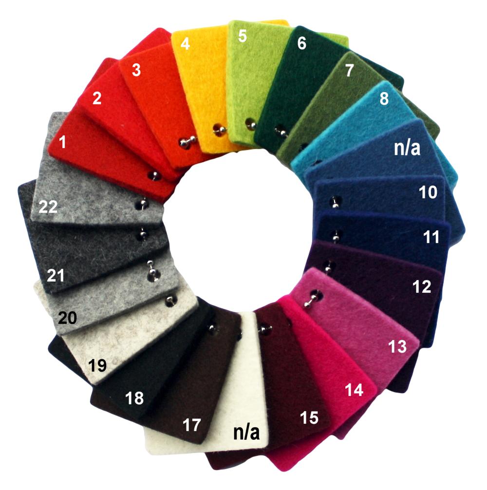 3mm Thick Virgin Merino Wool Designer Felt By The Yard Merino Wool Felt Felt Felted Handbags