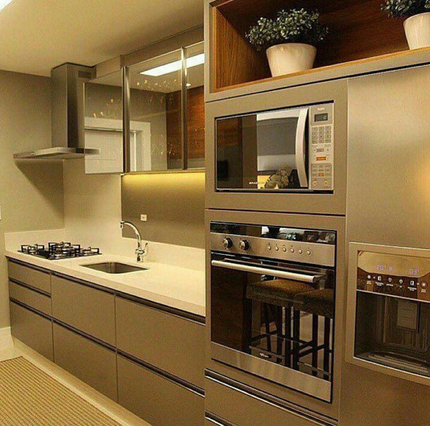 Atractivo Cocinas Contemporáneas Houzz Bandera - Como Decorar la ...