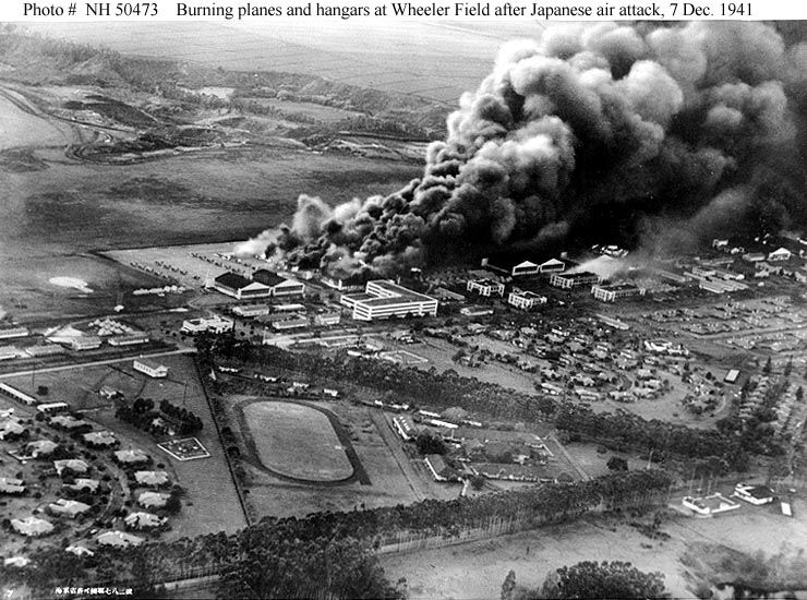 the 1941 attack on pearl harbor history essay Peter kuznick is professor of history and director of the nuclear studies  may  risk misinterpreting or contradicting the views expressed in this essay  if japan  had not launched an attack on the us fleet on december 7, 1941  the assault  on pearl harbor was not only foolhardy, it was ultimately suicidal.