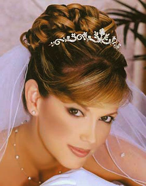 Wedding Hairstyles For Bridesmaids Latest Wedding Hairstyles 2012 Fashion World Hair Styles Wedding Hairstyles Hair Styles 2016