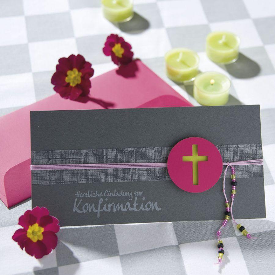 Auf Den Punkt Gebracht Ideen Butterer Com Einladung Konfirmation Einladung Kommunion Konfirmation Karten