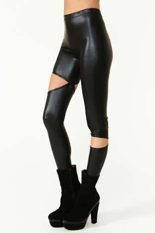 Get Lost Leggings   Shop Leggings + Lounge at Nasty Gal