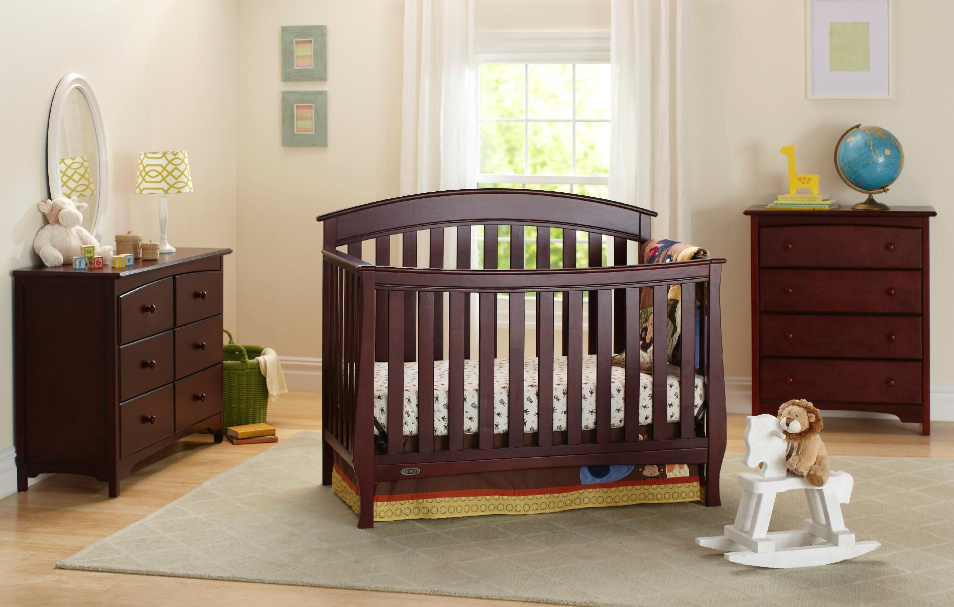 Pin On Baby Victoria 3 Sears baby bedroom set