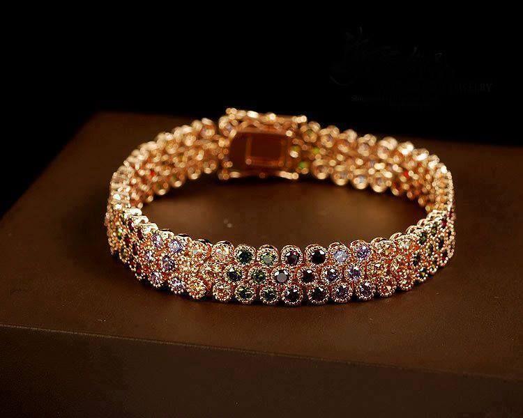 Fashion Pearl Crystal Wide Bracelet Bangle Cuff pour Mariage Mariée Filles
