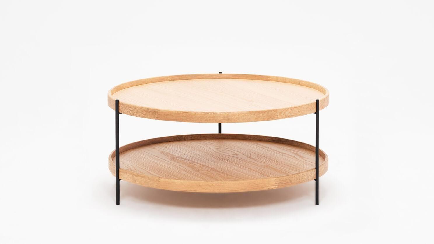 Sage Round Coffee Table Oak Eq3 Coffee Table Round Coffee