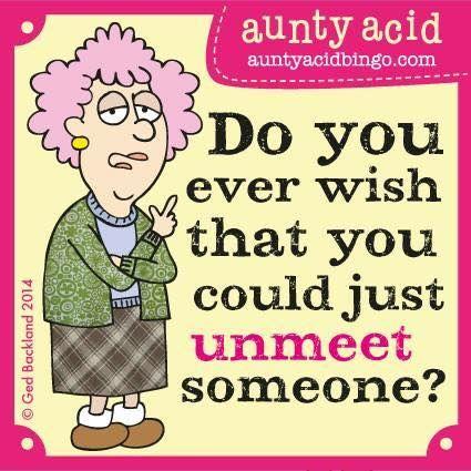 I sure freakin' do!  #AuntyAcid