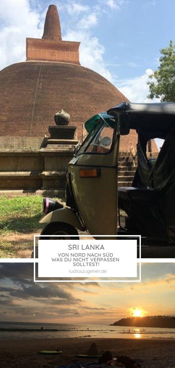 Photo of Hier sind meine Sri Lanka Highlights für dich! | lustloszugehen.de