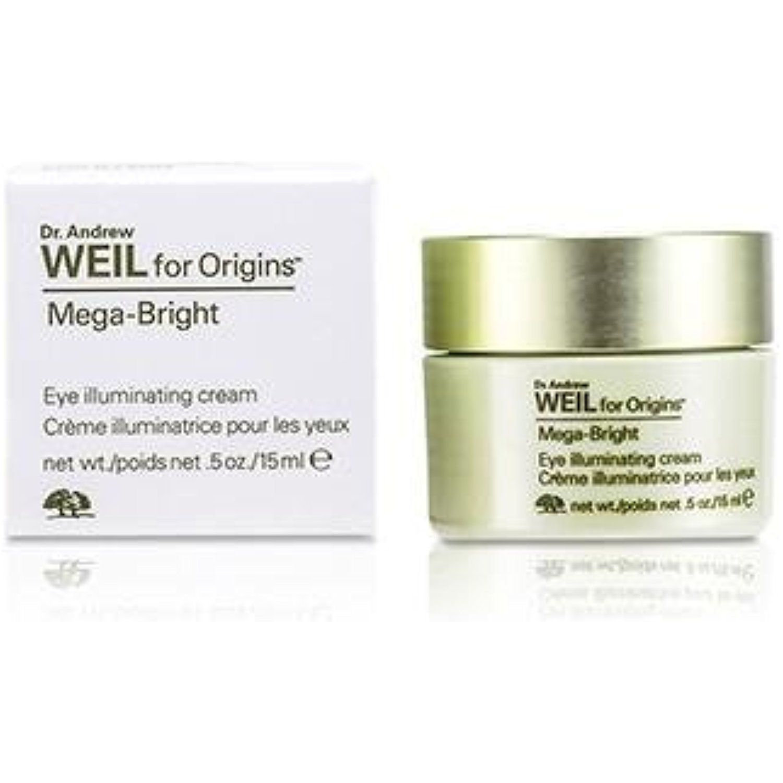 Origins Origins Dr Andrew Mega Bright Eye Illuminating Cream 0 5oz 0 5 Ounce Skincare Bright Eye Skin Care Illuminations