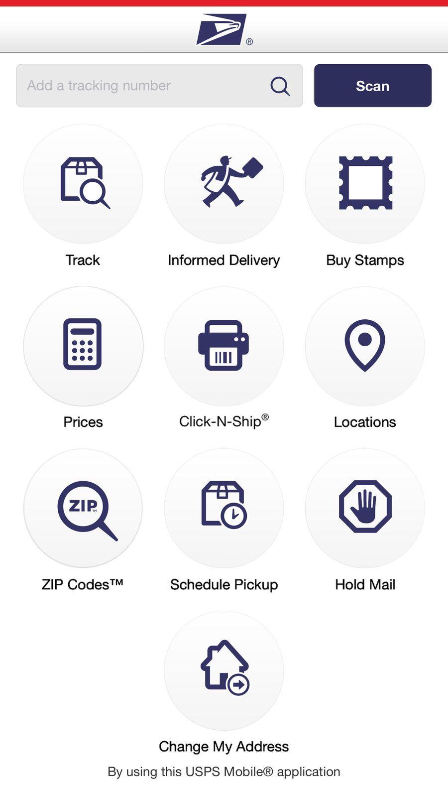 USPS Mobile? BusinessServiceiosUtilities Mobile
