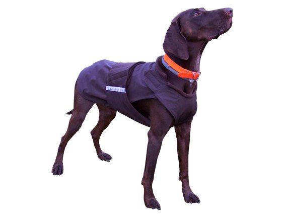 German Pointer / Vizsla Extra Warm Winter Dog Coat - Dog Jacket ...