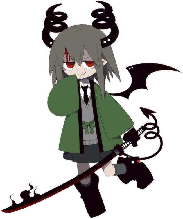 Hanten Funny illustration, Anime, Character design