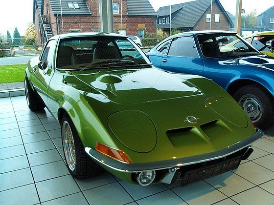 opel gt 1900 super design such a nice car allready in. Black Bedroom Furniture Sets. Home Design Ideas