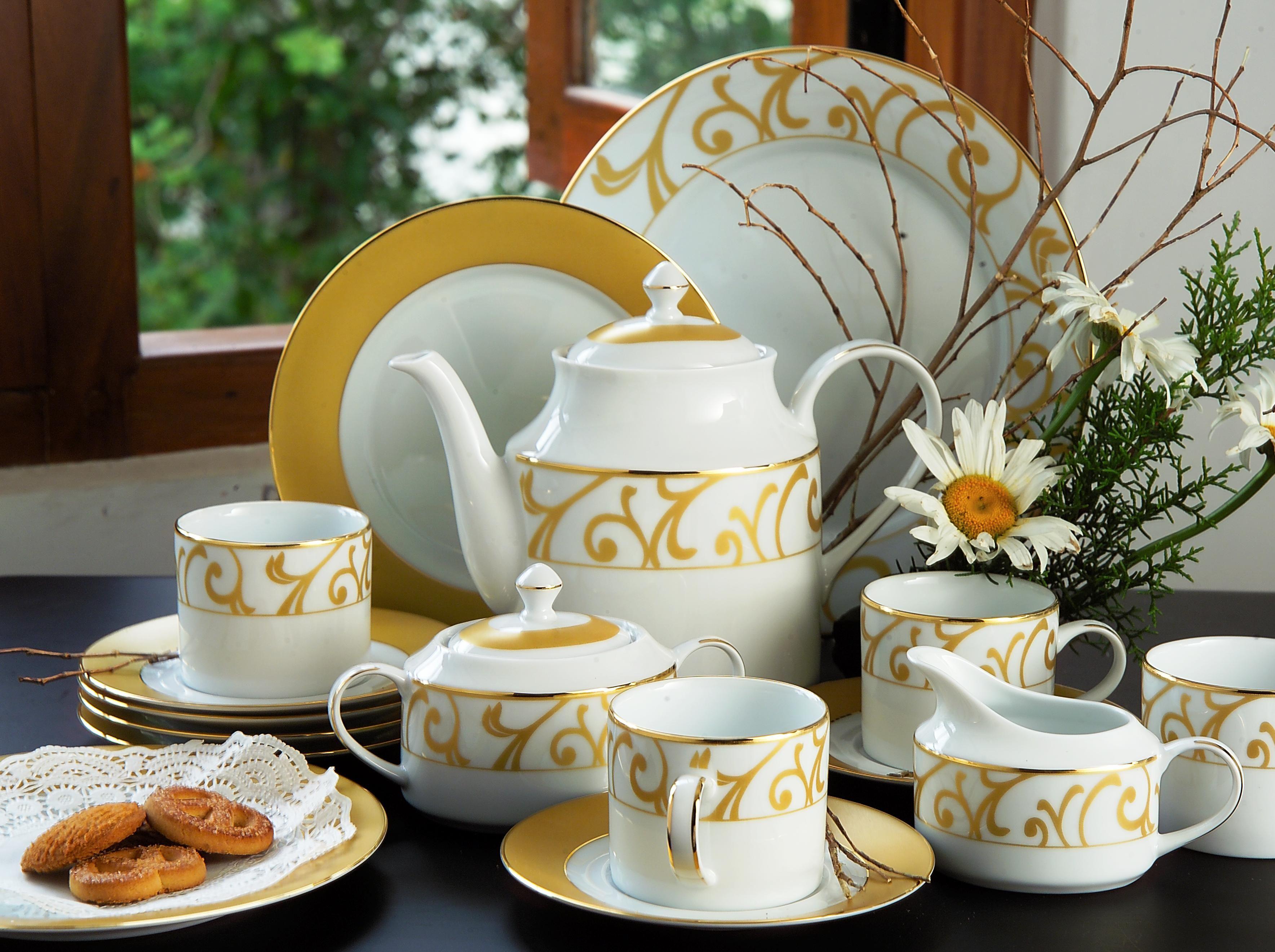 Porcelain Tableware Porcelain Tableware Ceramics Porcelain