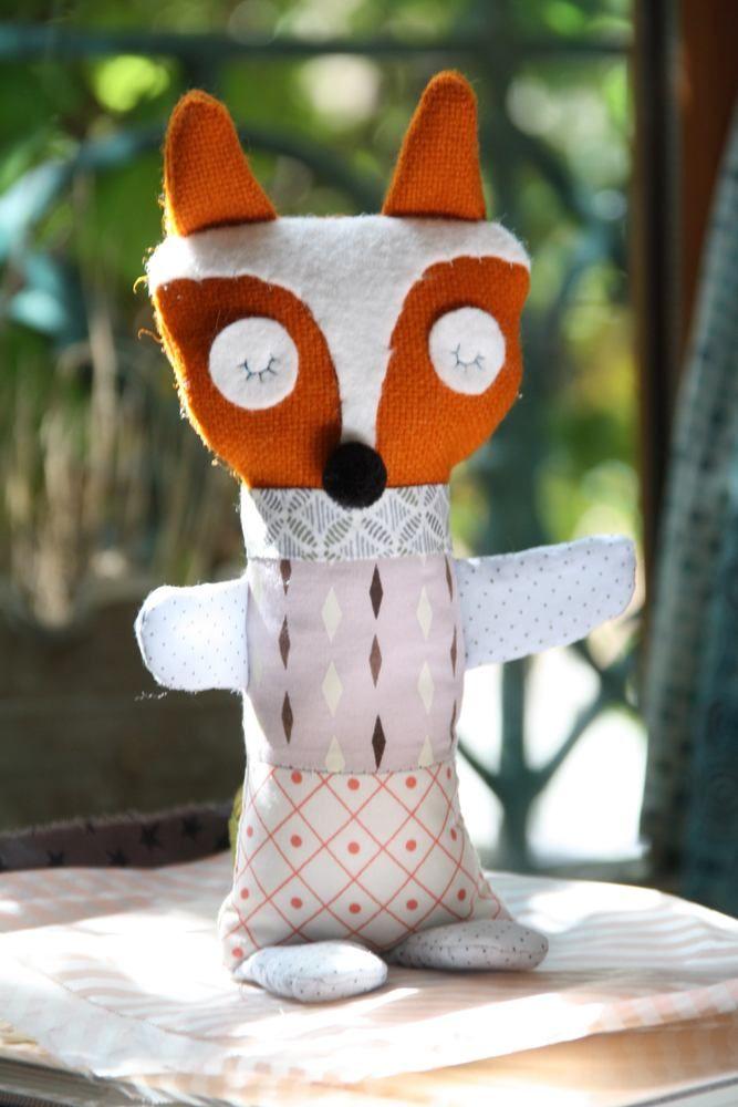 Léonard le Fox, kit,    Sardine Shop
