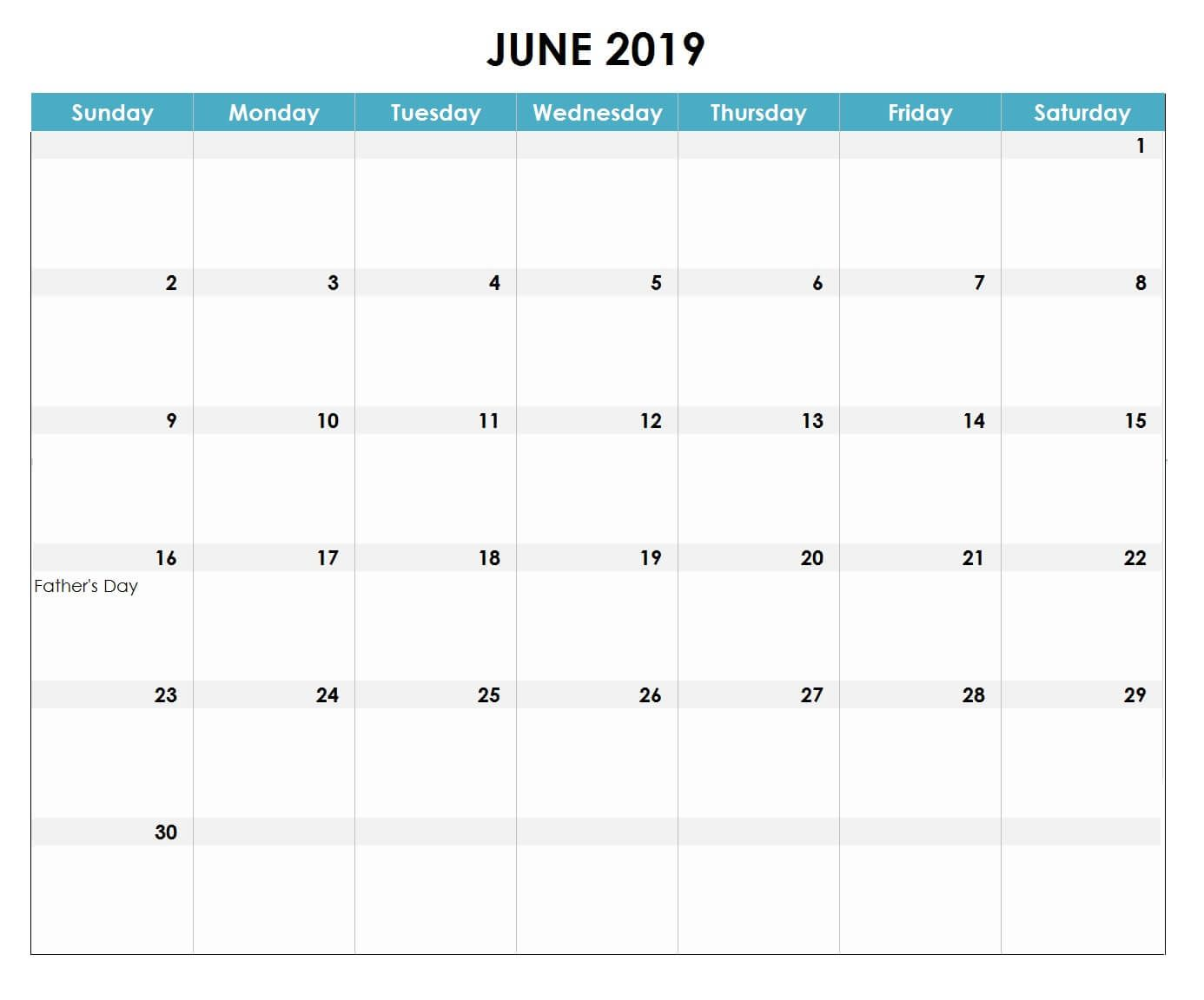 2019 Excel Calendar Excel Calendar Excel Calendar Template Excel