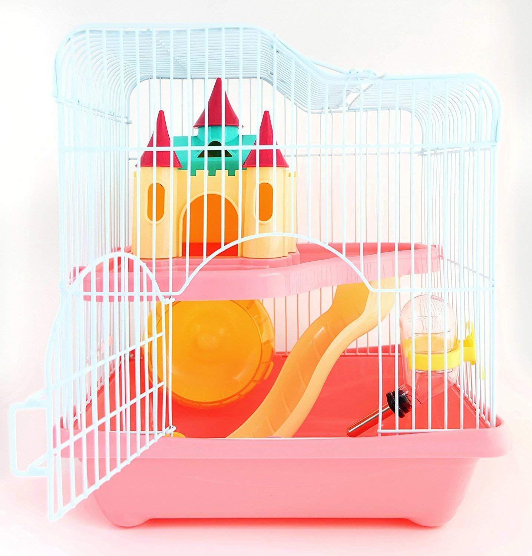 Coloris Aléatoire Soft And Light Reasonable Aime Distributeur 2 En 1 Pour Chien Dishes, Feeders & Fountains