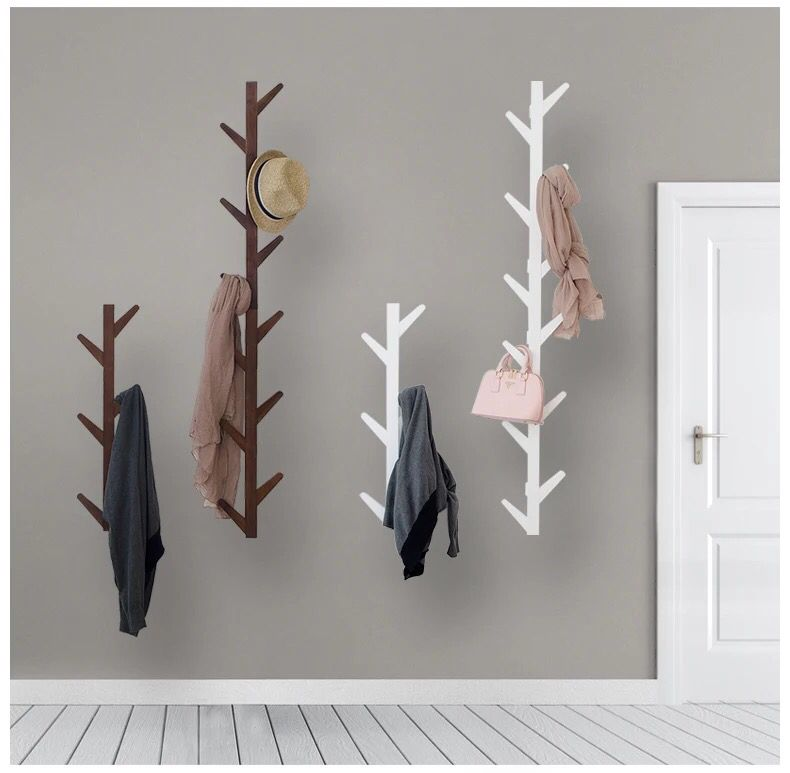Pin By Elaine Kalil On Dream Home Minimalist Home Interior Coat Rack Wall Cute Home Decor