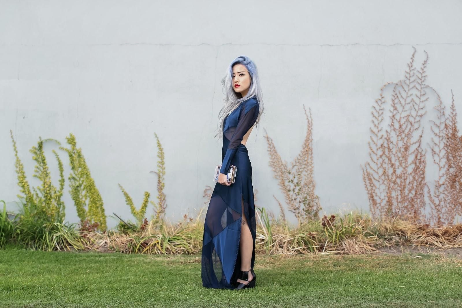 Eugenie from Feral Creature the #NastyGalCollection Paragon Maxi Dress (http://www.nastygal.com/clothes/nasty-gal-paragon-maxi-dress)
