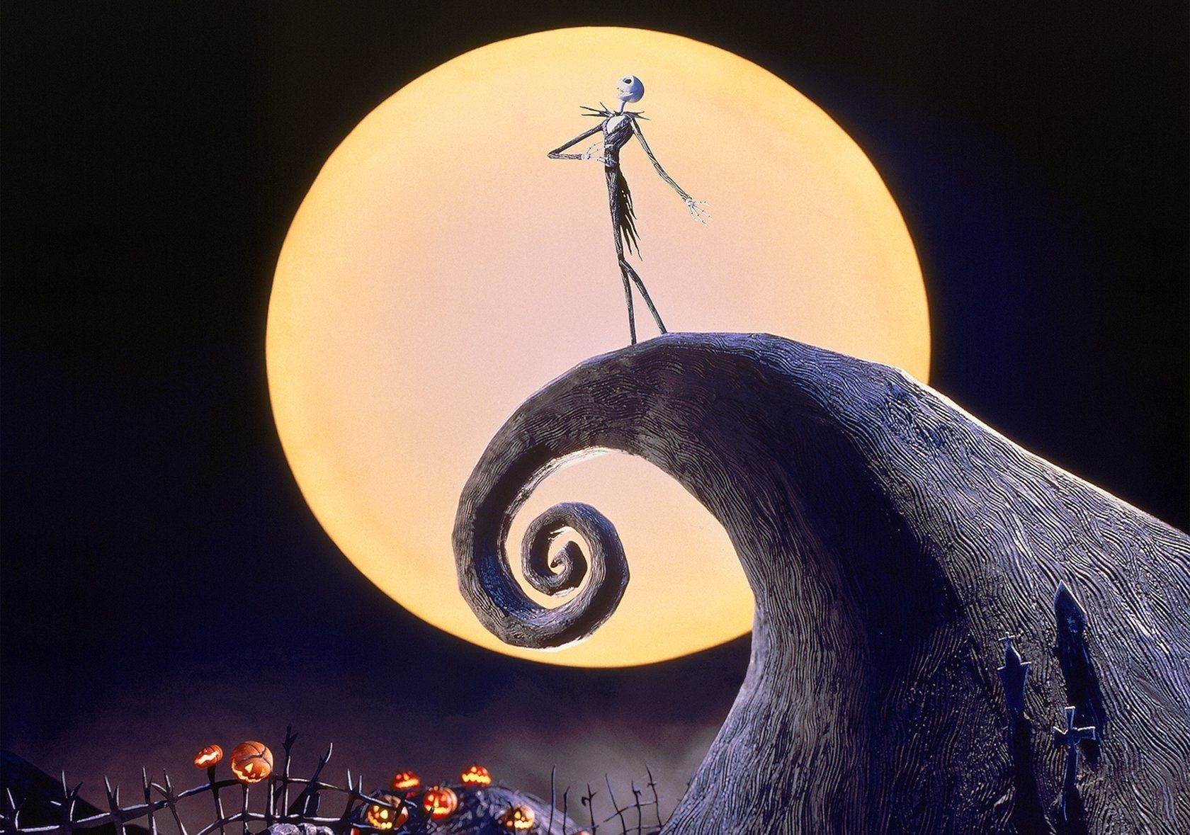 10 Top Nightmare Before Christmas Hd Wallpaper Full Hd 1080p For