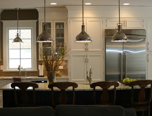 Nice Houzz Kitchen Lighting | Kitchen Islands Pendant Lights Done Right Paul  Anater 61 How To Light