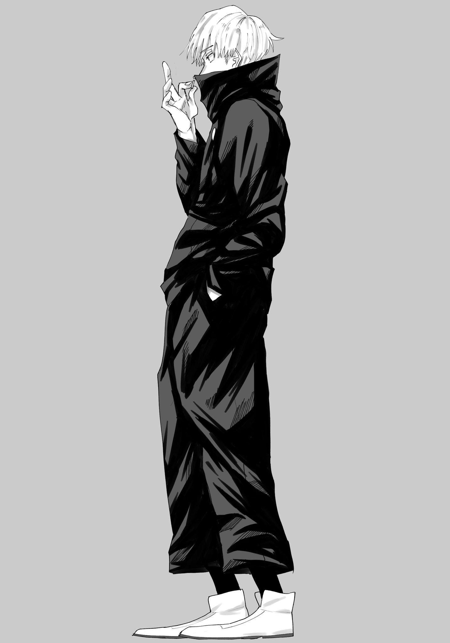 pin by dragon ball on ajujutsu jujutsu anime drawings boy manga art