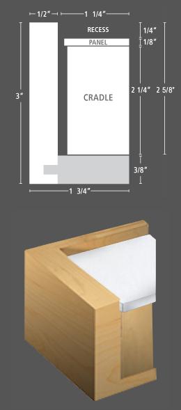 Frame Frames For Canvas Paintings Frame Floater Frames