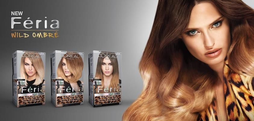 """Remember when this was just called """"dark roots"""". Ombre"""