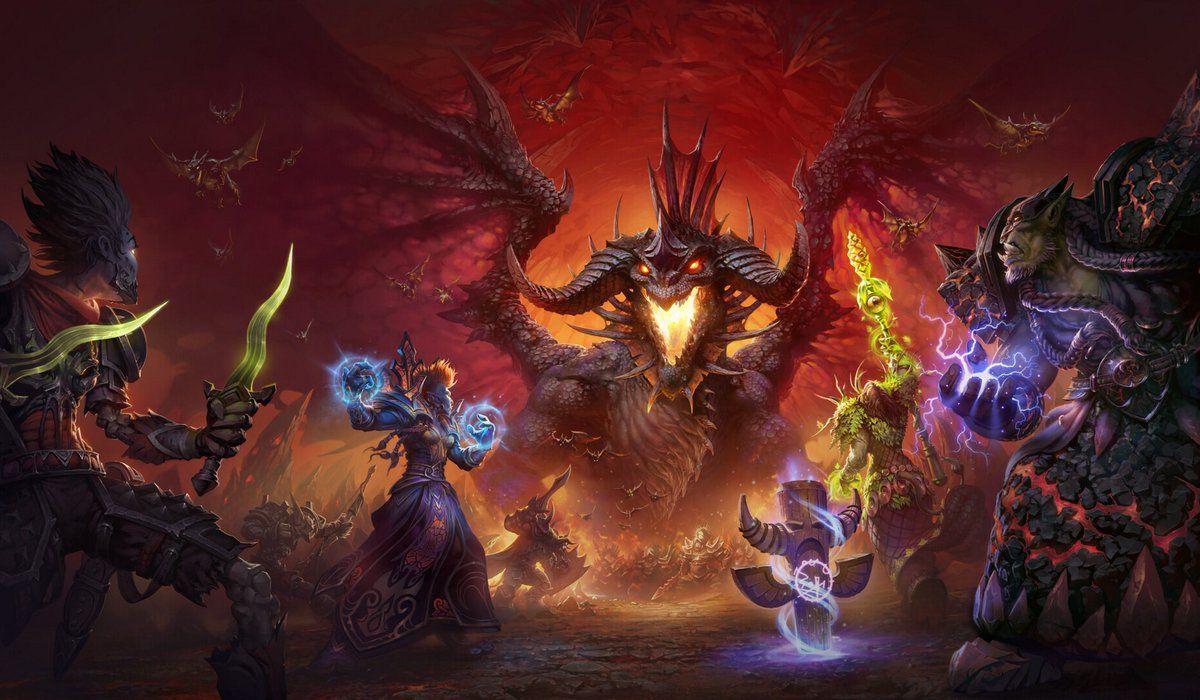 Ramon On Twitter World Of Warcraft Wallpaper Warcraft Art World Of Warcraft