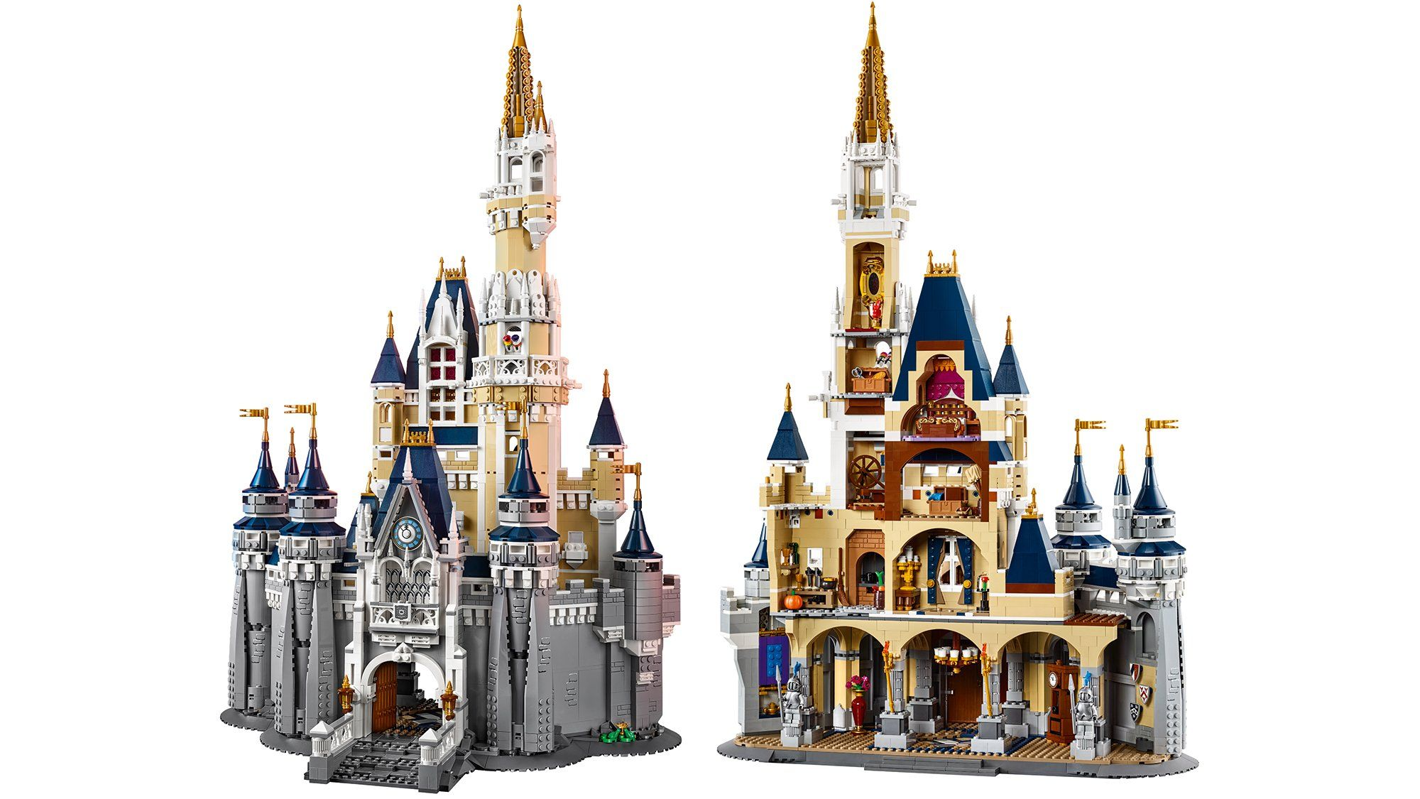Gizmodo: Lego's new 4000-piece Disney Castle is cheaper than taking your kids to Walt Disney World  https://t.co/ZR7ricTzwV
