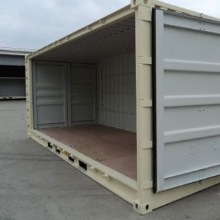 Side Opening Container Shipping Container Rentals Shipping Container Shipping Container Homes Container House