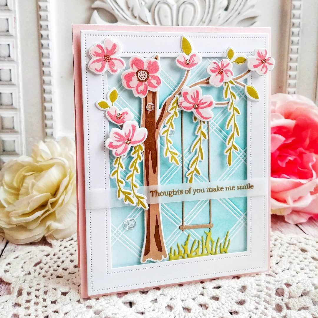 Kelly Lunceford On Instagram It S Day 1 Of The Ink To Paper July Release Countdown There S A Lot To See On My Blog To Shaped Cards Birthday Sentiments Paper