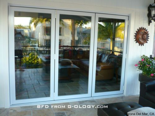 96 X 80 Or 8 X 6 67 Modern Exterior Bi Folding Sliding Glass Doors Patio Nr Sliding Glass Doors Patio Glass Doors Patio Patio Doors