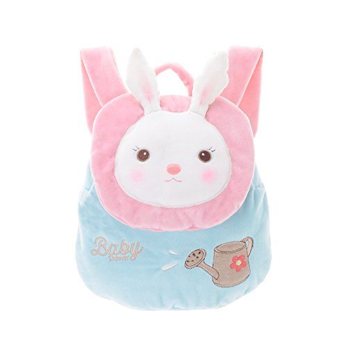 Me Too Cartoon Bunny Girl Kid s Plush Backpack Shoulder B... https   www. amazon.com dp B06XC93MTV ref cm sw r pi dp x ouEfAbG6AC1GZ fa71a743e36f7