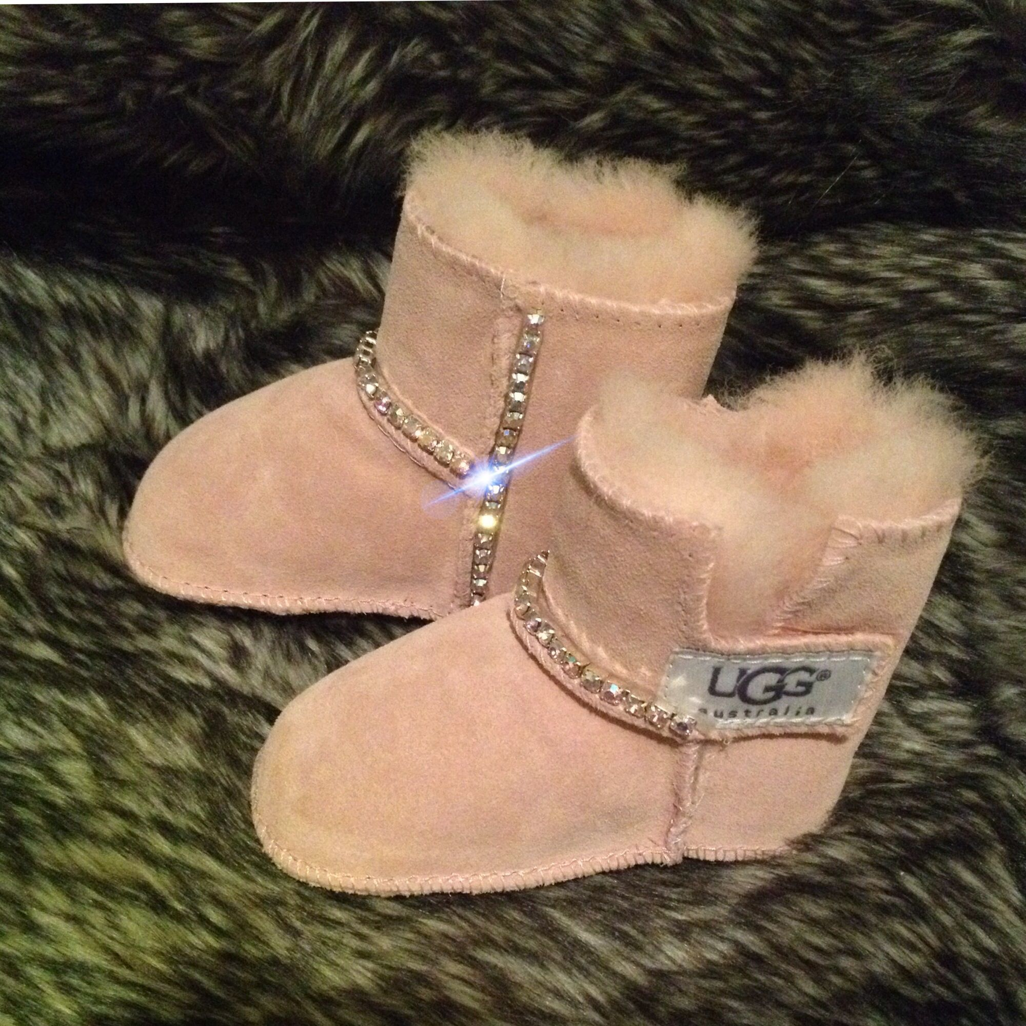 ugg baby girl boots