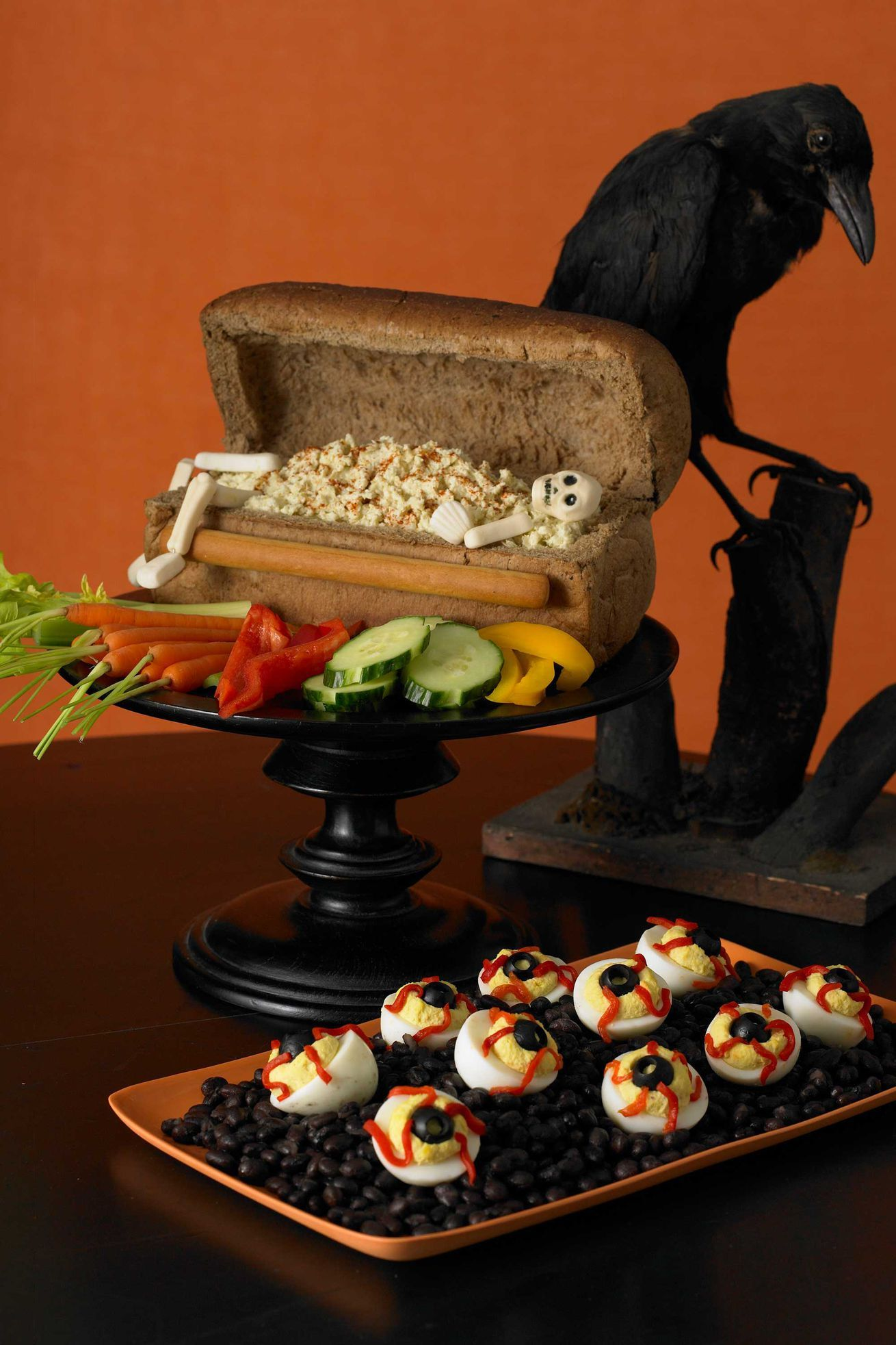 39 Halloween Appetizers That Your Party Guests Will Love