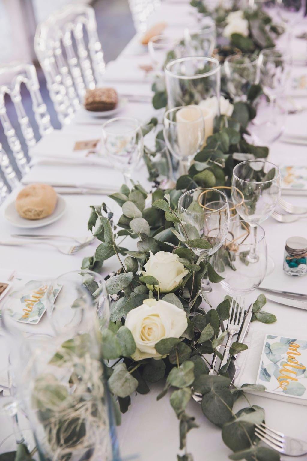 Feuille D Eucalyptus Bouquet Épinglé par ombeline de la ferté sur déco mariage en 2020