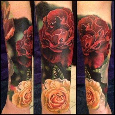 tattoo by Phil Garcia