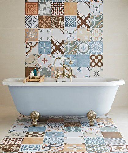 Designer Tiles At Topps Tiles Vanna Plitka Dizajn Plitki Interer