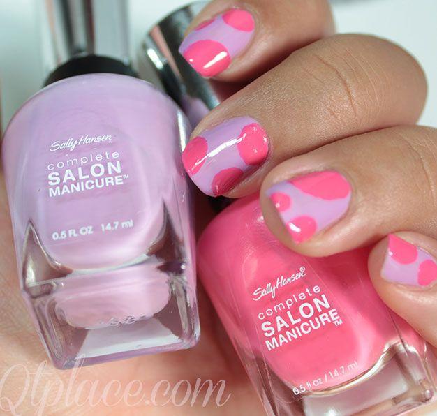 Sally Hansen Nail Designs | Great Nail Art Design | Pinterest ...