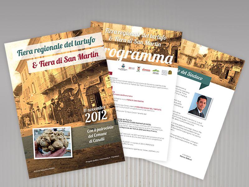 Fiera di San Martin 2012 - Canelli
